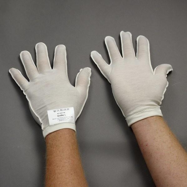 eczeem handschoenen kind