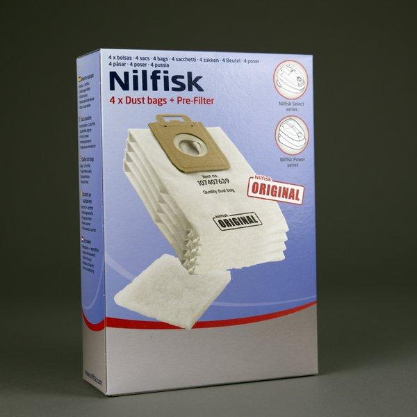 Nilfisk Select serie