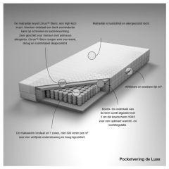 Pocketvering matras Cellflex