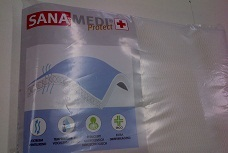 Protect 3D-molton matras
