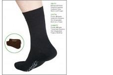 Katoenen sokken eczeem