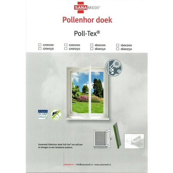 Sanamedi Poll-Tex® los pollendoek 120x250cm | Pollenhor - Pollengaas