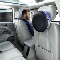 Luchtreiniging onderweg > IQAir Atem Car luchtreiniger