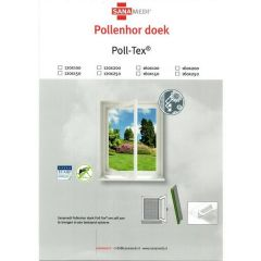 los doek Poll-Tex® (pollen) > Sanamedi Poll-Tex® los pollendoek 120x100cm