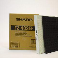 Filters Sharp FU-40SES > Sharp HEPA/ koolstof filter set FZ-40SEF