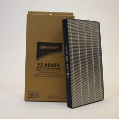 Filters Sharp KC-A60EUW  > Sharp HEPA filter FZ-A61HFR