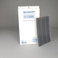 Filters Sharp KC-840EW > Sharp koolstoffilter FZ-C70DFE