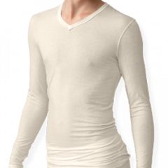Volwassenen / Mannen > Heren Shirt Lange Mouw