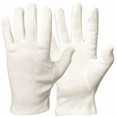 Katoenen handschoenen > Gebreide katoenen handschoenen ( Actie voordeel 3x paar)