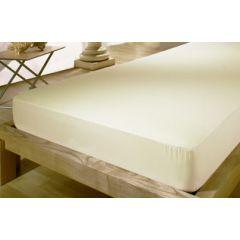 Molton hoeslakens > Molton 100% katoen 180x220 cm