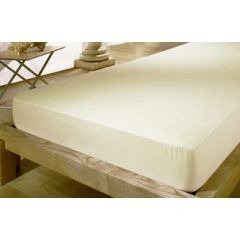 Molton hoeslakens > Molton 100% katoen 180x200 cm