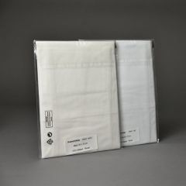 Kussensloop percal katoen 30x110 cm voor Goeling kussen