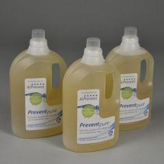 Wasmiddel allergie en speciaal wasmiddel > 3x PreventPure wasmiddel 2 liter extra voordeel