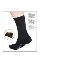 Mycosis sokken > SkintoSkin Sokken Mycoses kleur zwart