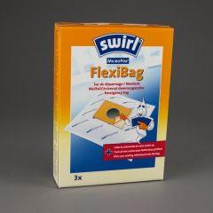 Swirl stofzakken > Swirl Stofzuigerzakken X001 3 stuks + voorfilter