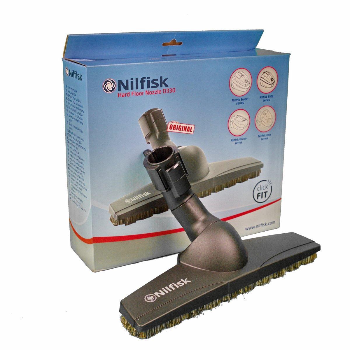 Nilfisk hard floor natuurhaar D330 borstel 32 mm. voor Select en Elite serie.